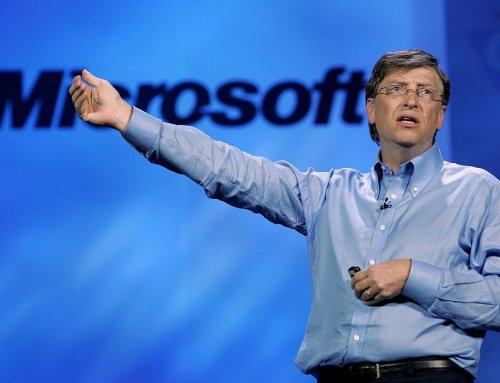 Bill Gates: Construir el Camino para Vencer Obstáculos