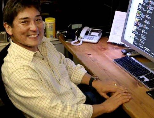 """Guy Kawasaki: """"Crear Algo con Sentido, es la Motivación más Poderosa"""""""