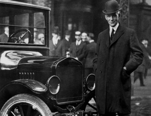Henry Ford: Una Empresa Dedicada al Servicio