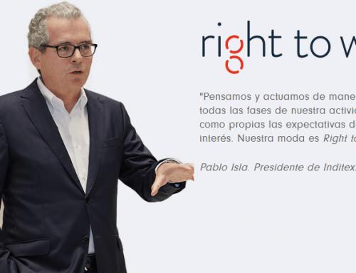 Qué hizo a Pablo Isla el mejor CEO del mundo en 2018