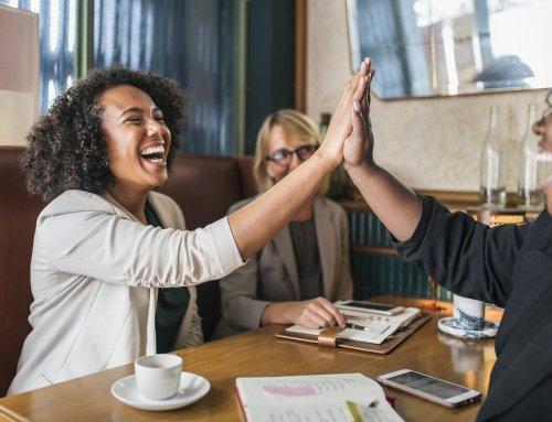 En búsqueda de la felicidad en los negocios