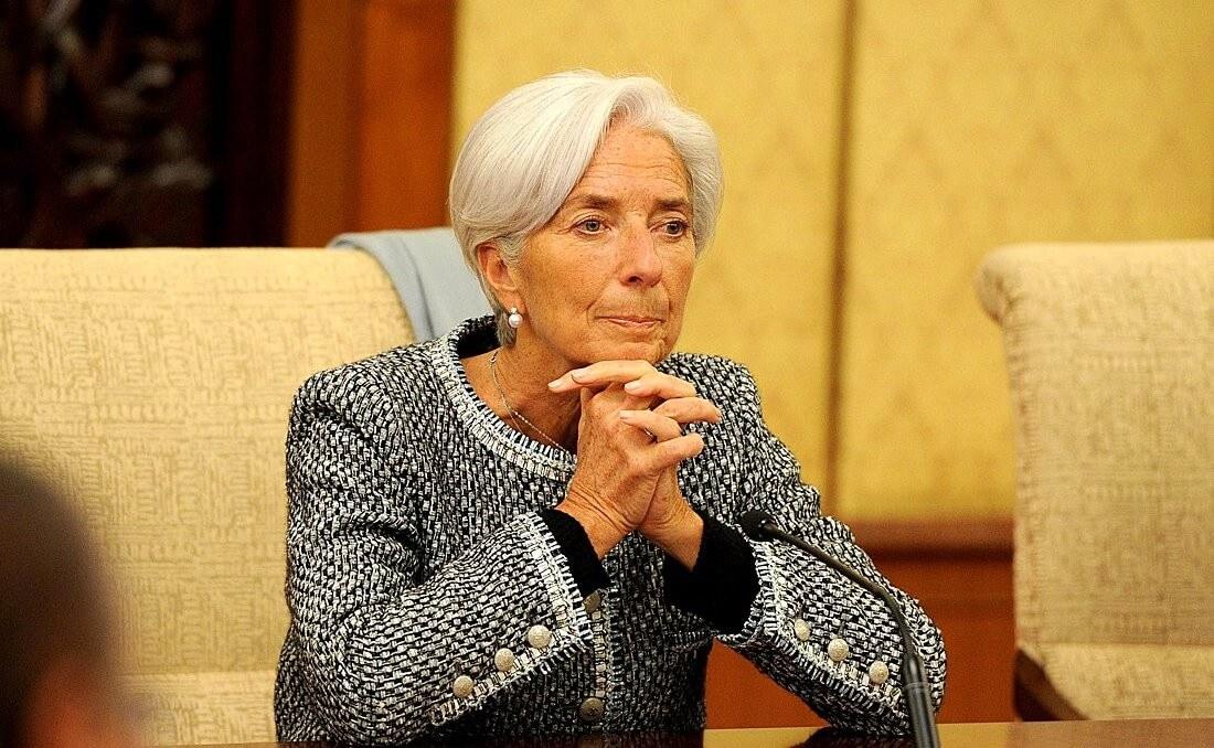 Christine Lagarde: No hay límite para la mujer en los negocios