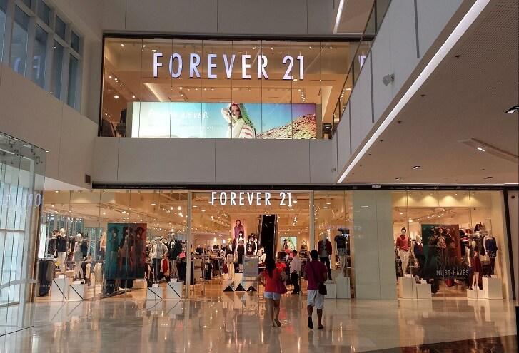 De cómo el gigante Forever 21 no vio venir los cambios y sucumbió