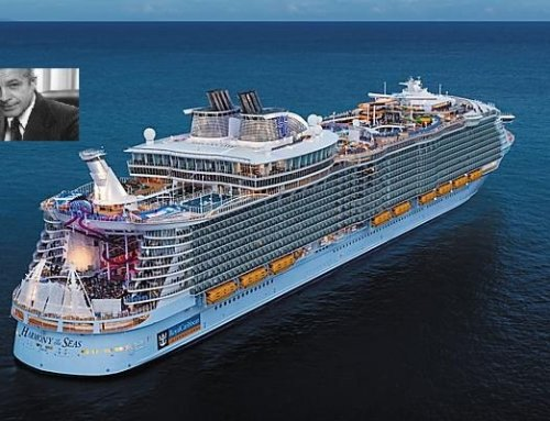 Royal Caribbean Cruises un testimonio de la grandeza de los sueños de Ed Stephan