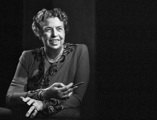 Eleanor Roosevelt y el propósito de su vida que cambió al mundo